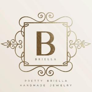 Jewelry logo - Briella