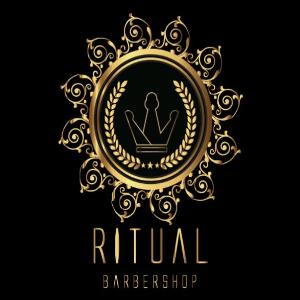 King logo - Ritual Barbershop