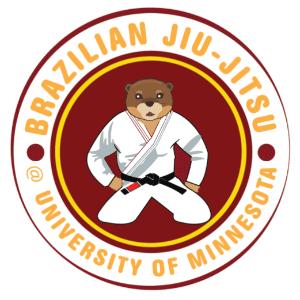 Mascot logo - Brazilian Jiu-Jitsu University of Minnesota