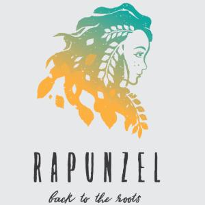 Mascot logo - Rapunzel