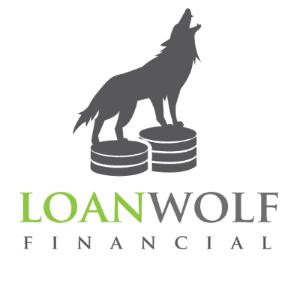 Money logo - Loan Wolf
