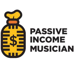 Money logo - Passive Income Musician