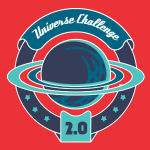 Space logo - Universe Challenge
