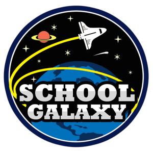 Space logo - School Galaxy