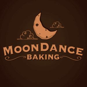 Space logo - MoonDance Baking
