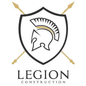 Spartan logo - Legion Construction