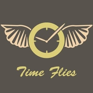 Watch logo - Time Flies