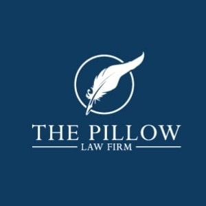 Law Firm logo - The Pillow Law Firm
