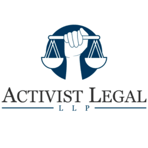 Law firm logo - Activist Legal
