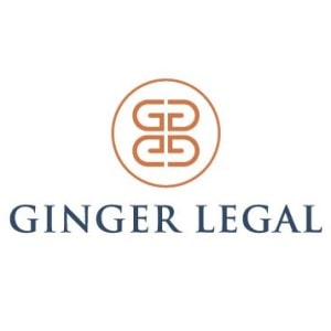 Law Firm logo - Ginger Legal