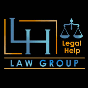 Law firm logo - Legal Help Law Group