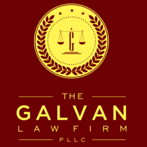 Law Firm logo - The Galvan Law Firm