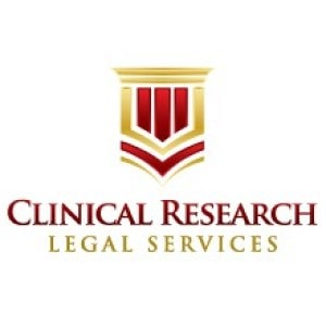 Law Firm logo - Clinical Research Legal services