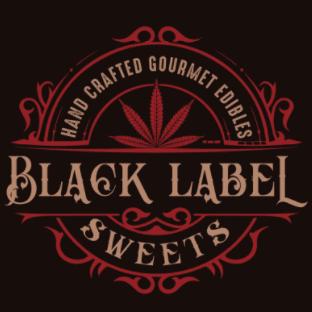 Badge logo - Black Label Sweets