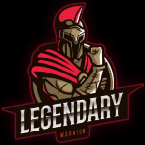 Spartan logo - Legendary Warrior