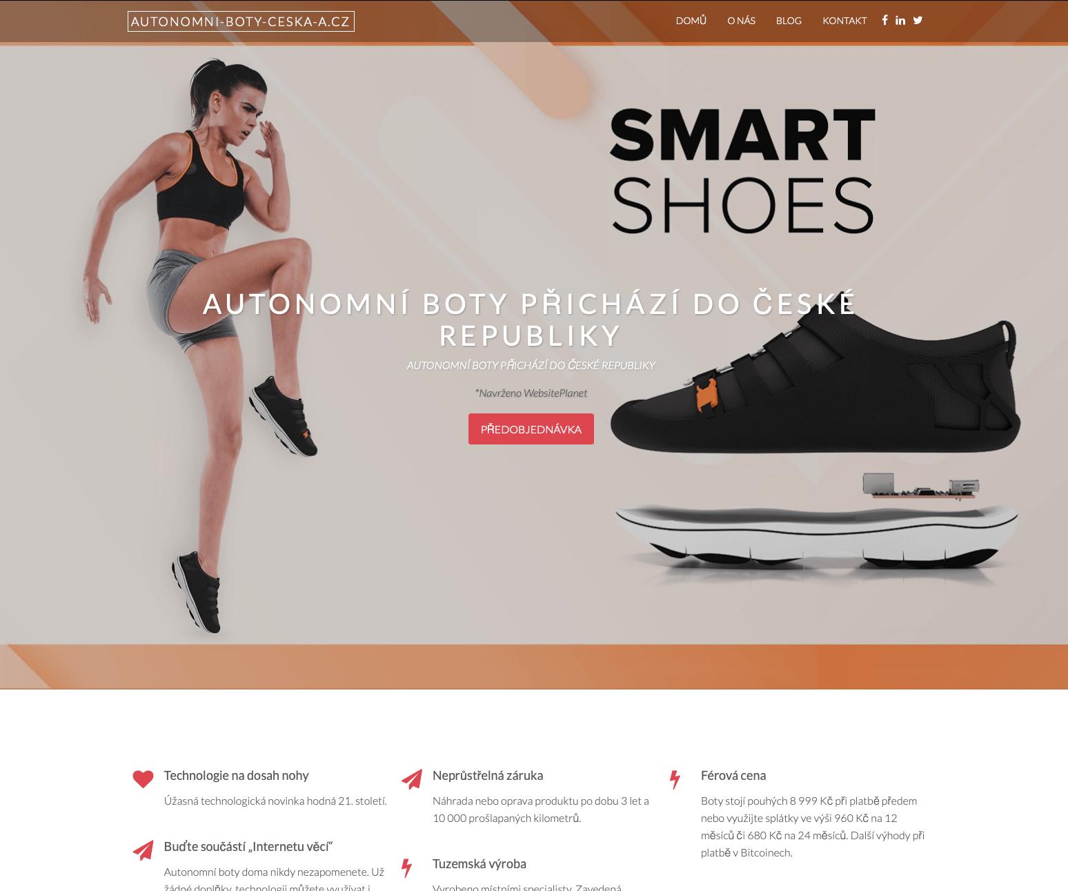 Autonomní boty