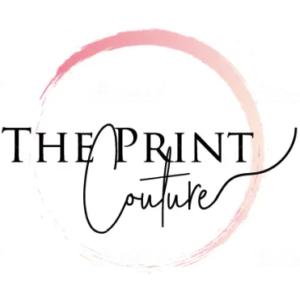 Fashion Logo - The Print Couture