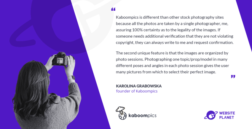 Kaboompics Offers High Quality, Fully Licensed, Free Stock Photography