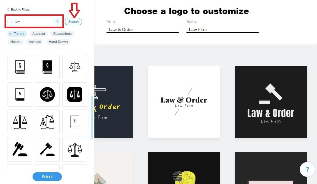 Best Law Firm Logos and How to Make Your Own for Free [2020] v2