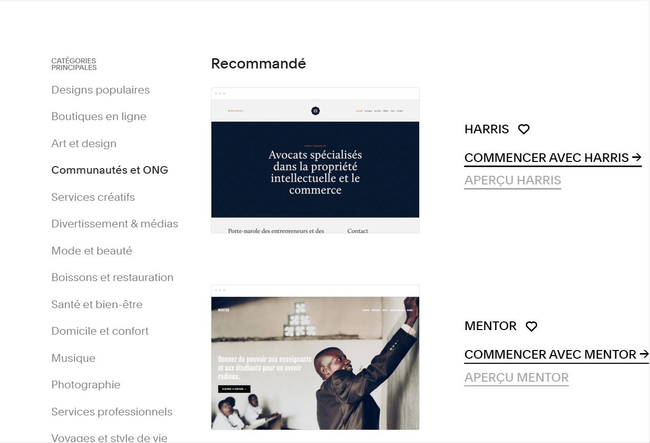 6 créateurs de site Web à but non lucratif GRATUITS – 2021
