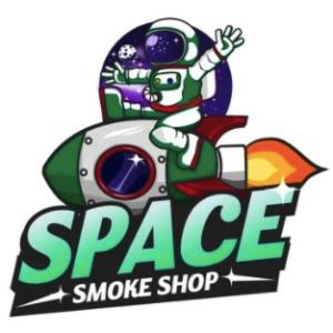 Space logo - Space Smoke Shop
