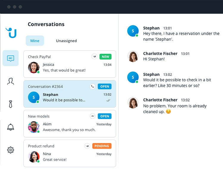Userlike Turns Instant Chats into Long-Term Customers