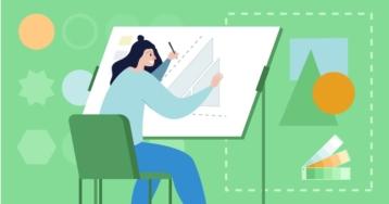 Les 9 meilleurs logos avec un œil et comment créer le vôtre gratuitement en [2020]