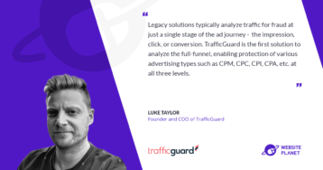 TrafficGuard – Fraud Prevention for Your Digital Advertising