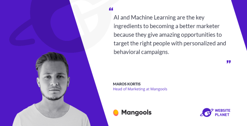 Interview with Mangools