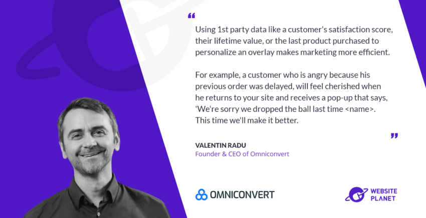 Crafting Personalized Customer Journeys with Omniconvert