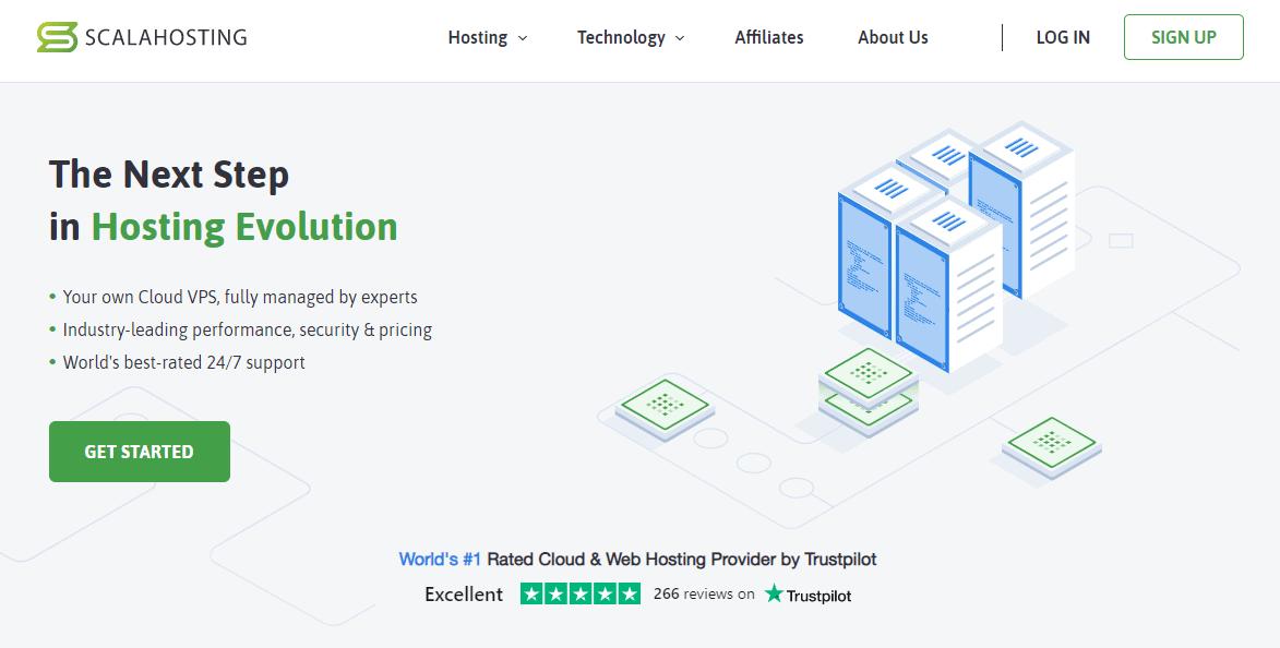 scala hosting