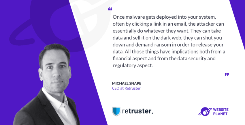 How To Stop Phishing Emails From Reaching Your Organization - Interview With Retruster CEO