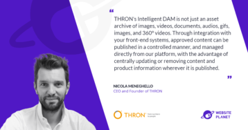 THRON Centralizes and Manages All Your Digital Content