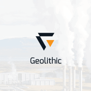 Abstract logo - Geolithic