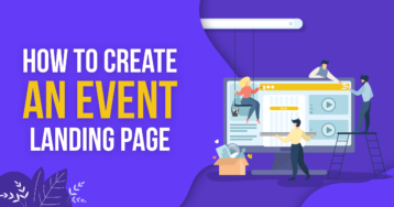 Create an Event Landing Page That Really Converts in 2020