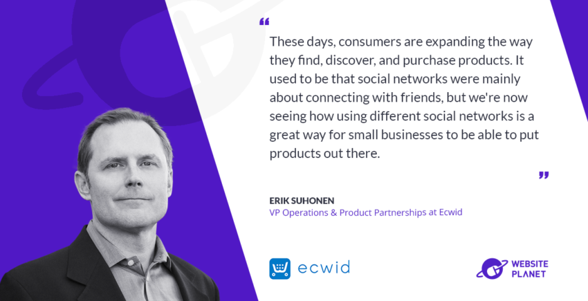 Interview with Erik Suhonen, Ecwid