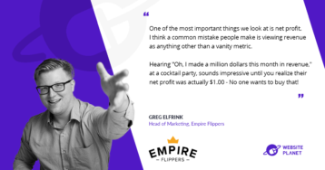 Empire Flippers Facilitates the Buying and Selling of Quality Online Businesses