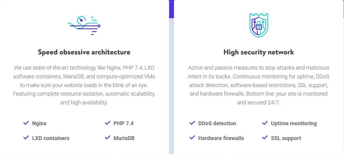 Kinsta - a speedy WordPress platform