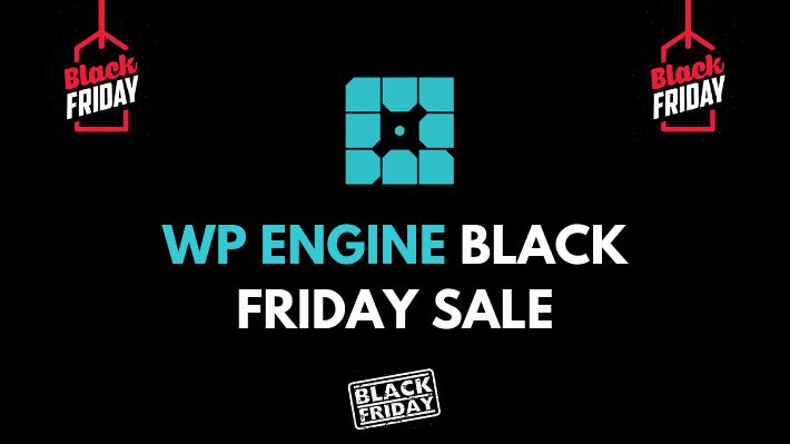 WP Engine Black Friday deals