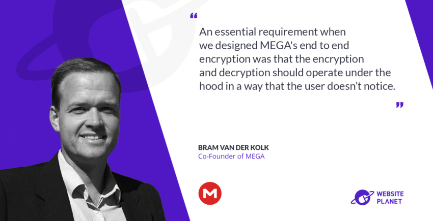 MEGA Offers Secure Cloud Storage and Communication
