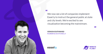 The Art of Infographics Explained by Easel.ly CEO