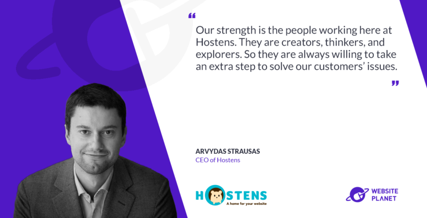 The Importance of Customer Support and Transparency with Hostens
