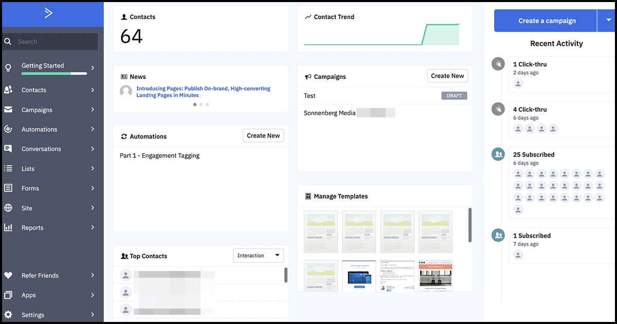 Using Leadpages Submissions And Active Campaign