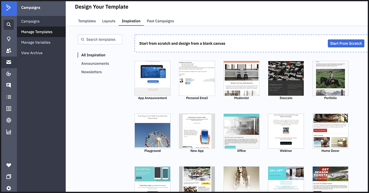 Activecampaign Newsletter Templates