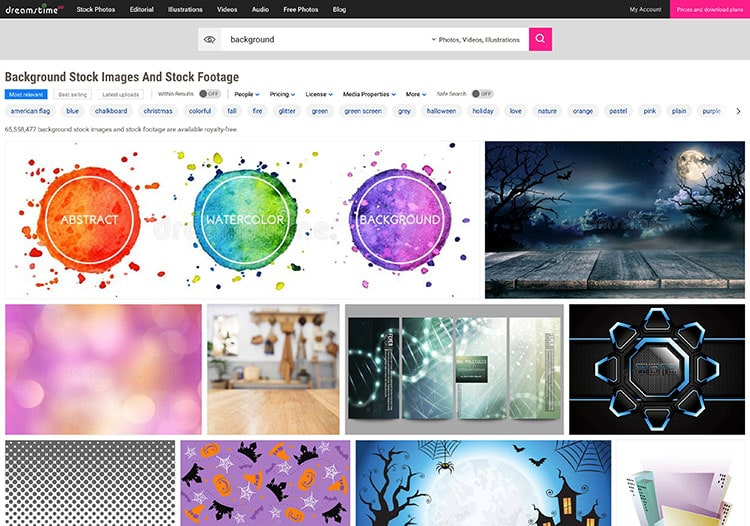 Dreamstime – The All-Encompassing Multimedia Marketplace