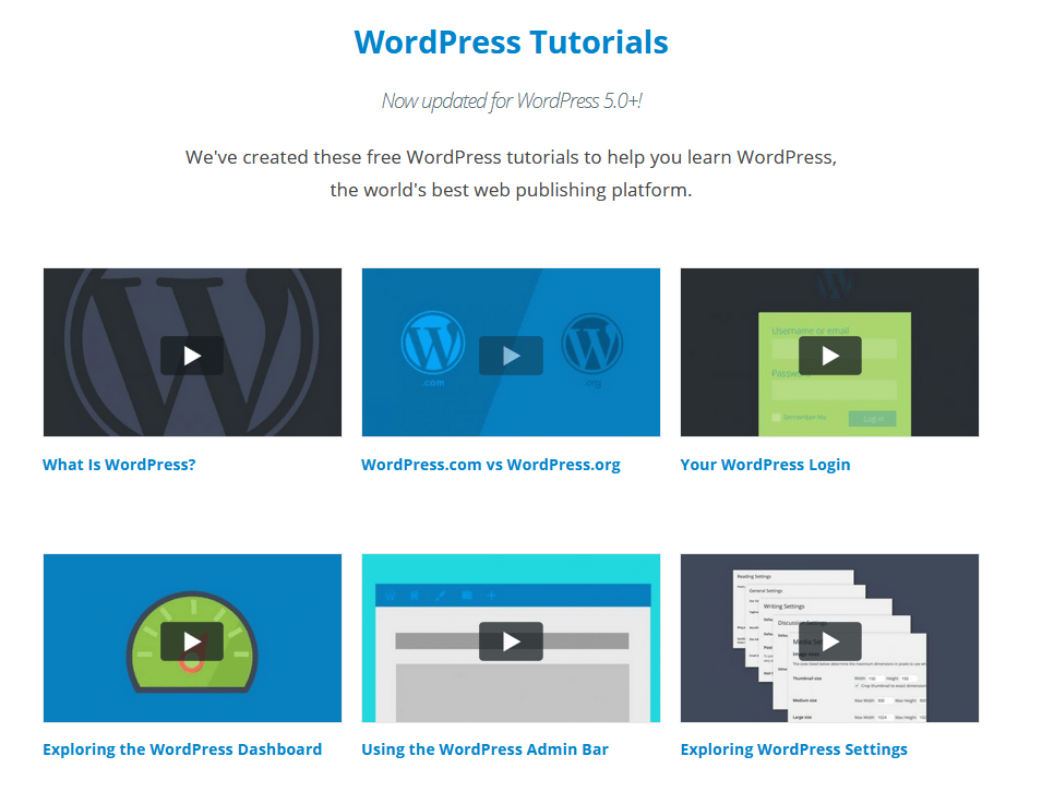 iThemes Hosting - WordPress Tutorials