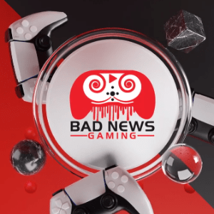 Animated logo - Bad News Gaming