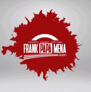 Animated logo - Frank Papa Mena