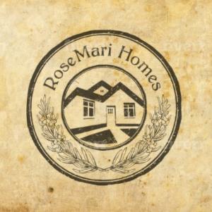 Classic logo - RoseMari Homes
