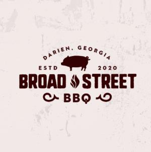 Classic logo - Broad Street BBQ